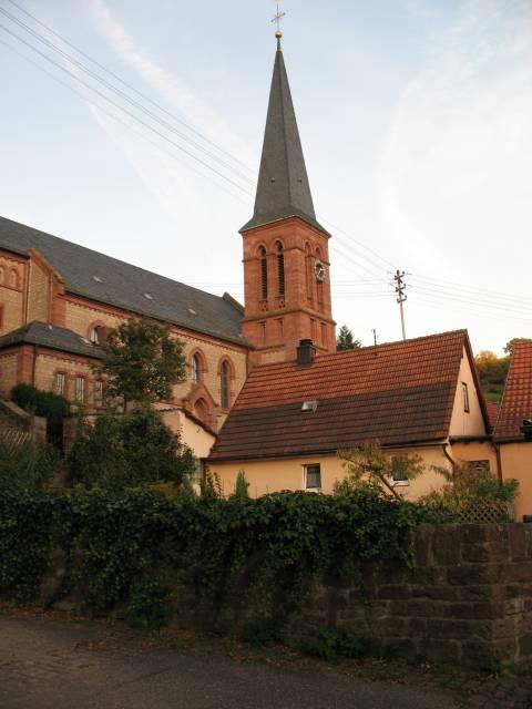 Sankt Martins Kirche Gamburg