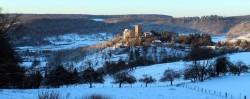 Winterlandschaft vom Roth