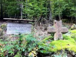 Findling Bauernwald