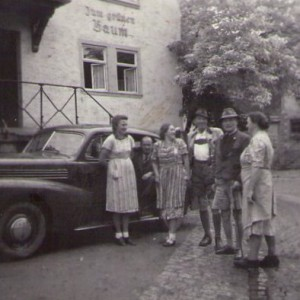 "Gasthaus ""Zum Grünen Baum"""