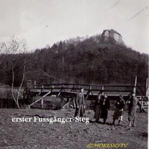 Fusgängerbrücke