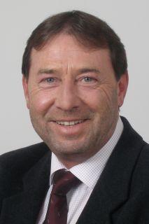 Ortsvorsteher Roland Johannes