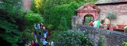 Portal zum Burgpark
